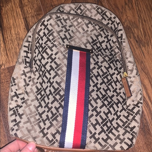 Tommy Hilfiger Handbags - Mini Tommy Hilfiger backpack